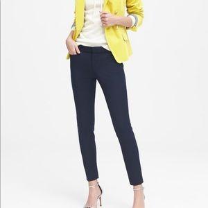 Banana Republic slim ankle Sloan pants size 12